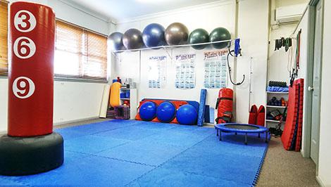 Illawarra Trigger Point Therapy Excersise Room