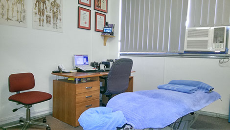 Illawarra Trigger Point Therapy Treatment Room